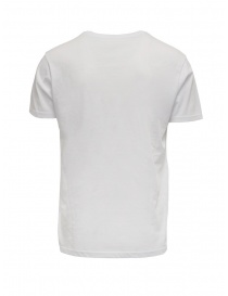 White T-shirt with bow tie price
