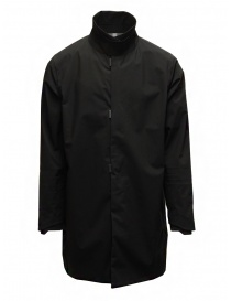 Descente Sun Shield black raincoat online