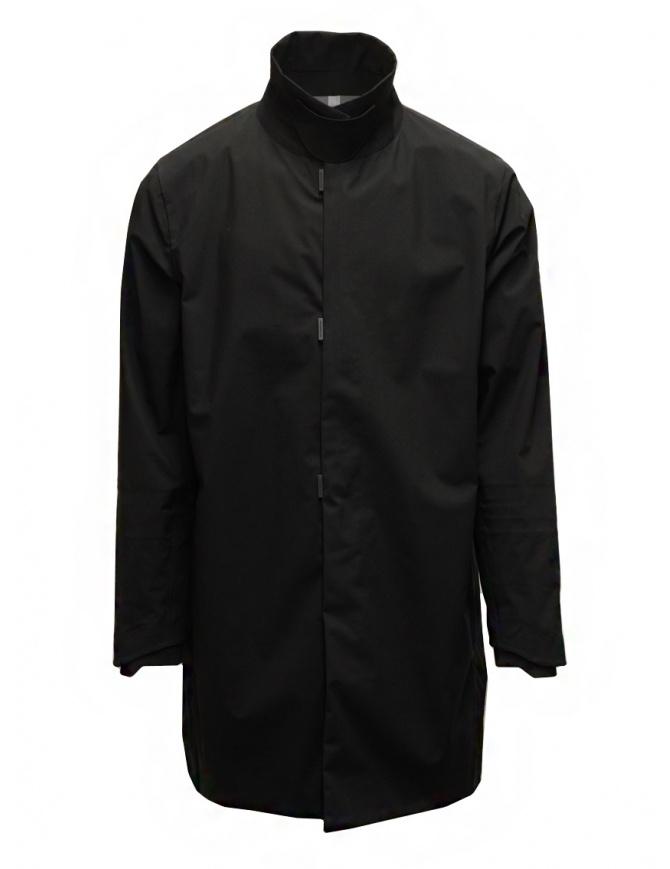 Descente Sun Shield black raincoat DAMPGC33U BK mens coats online shopping