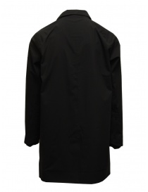 Descente Sun Shield black raincoat
