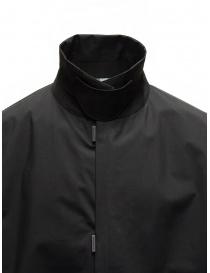 Descente Sun Shield black raincoat price