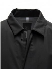 Descente Sun Shield black raincoat mens coats buy online