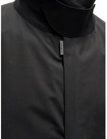 Descente Sun Shield black raincoat mens coats price