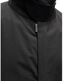 Descente Sun Shield impermeabile nero cappotti uomo prezzo
