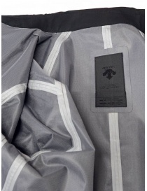 Descente Sun Shield black raincoat buy online price