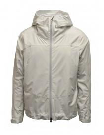 Descente 3D Foam Lamination giacca bianca DAMPGC32U WHPL