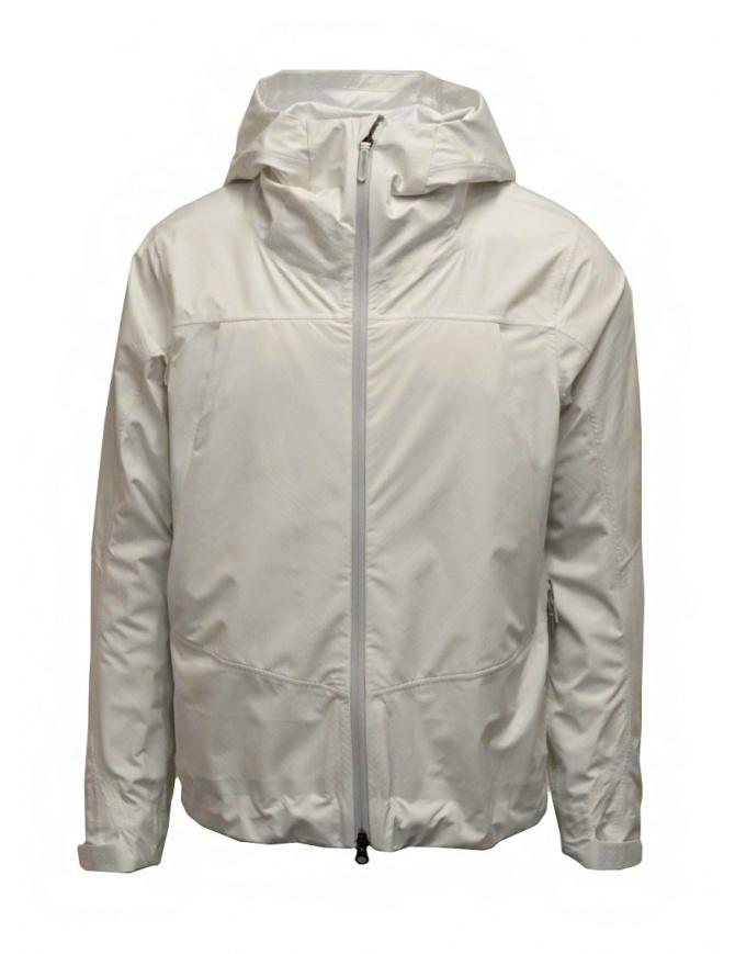 Descente 3D Foam Lamination giacca bianca DAMPGC32U WHPL giubbini uomo online shopping
