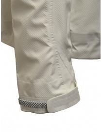 Descente 3D Foam Lamination giacca bianca