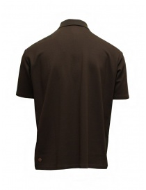 Descente Pause brown polo price