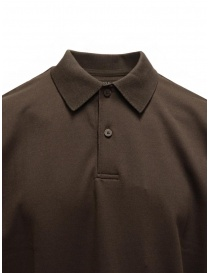 Descente Pause brown polo mens t shirts buy online