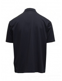 Descente Pause polo blu navy prezzo