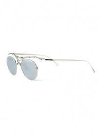 Innerraum OJ1 Silver round metal sunglasses