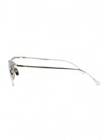 Innerraum OJ1 Silver occhiali da sole tondi in metallo prezzo
