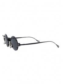 Innerraum O98 BM occhiali da sole tondi in metallo
