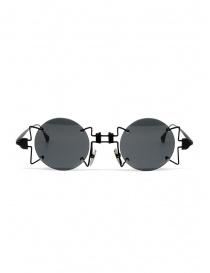Glasses online: Innerraum O98 BM round metal sunglasses