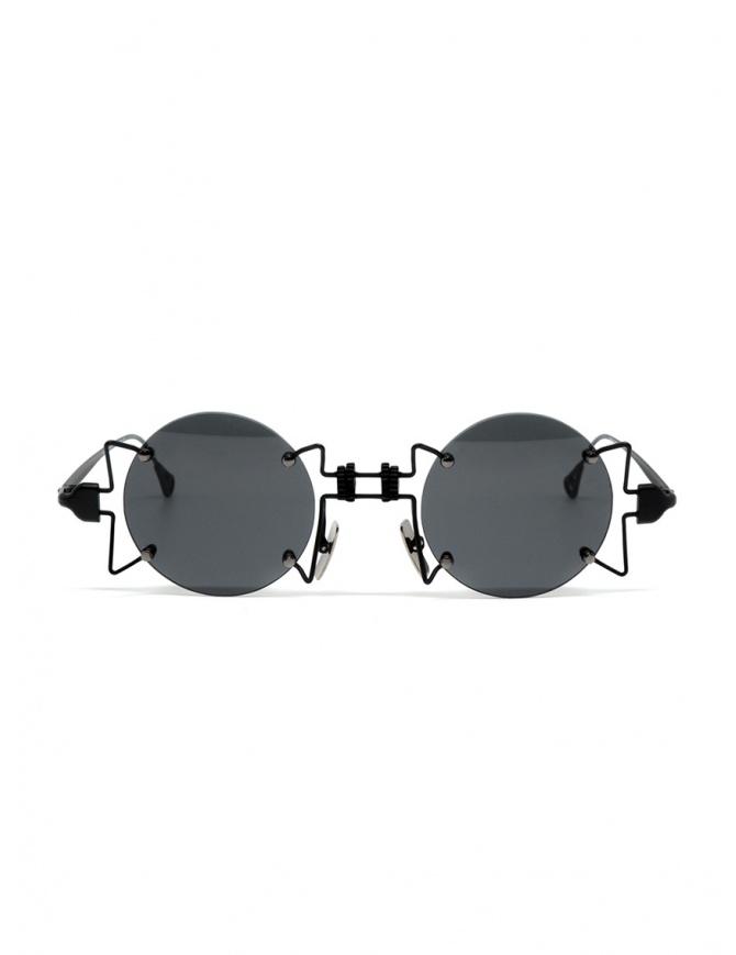 Innerraum O98 BM occhiali da sole tondi in metallo O98 44-24 BM GREY occhiali online shopping
