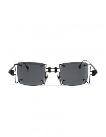 Innerraum O97 BM occhiali quadrati in metallo neri online