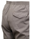 Cellar Door Alfred dove grey trousers with ruffled effect ALFRED TAP. LF303 GRIGIO buy online
