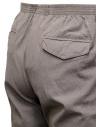 Cellar Door pantaloni Alfred grigio tortora effetto increspato ALFRED TAP. LF303 GRIGIO acquista online