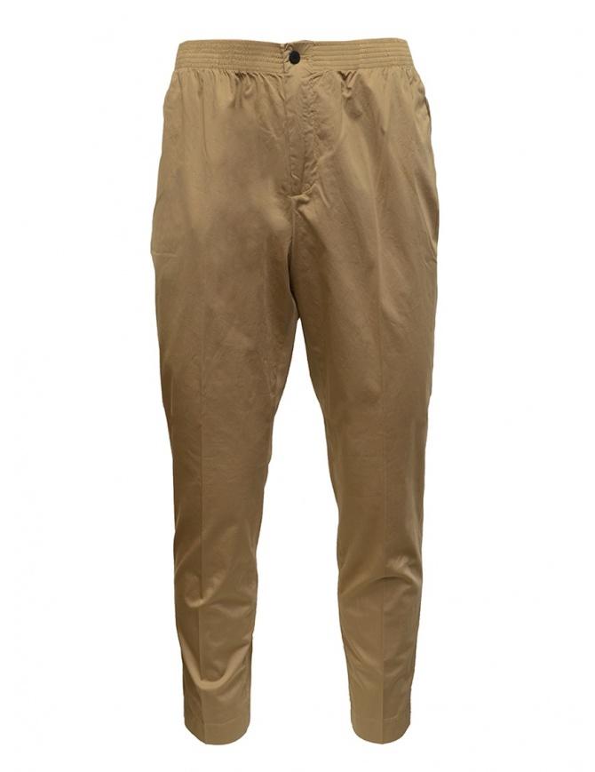 Cellar Door Ciak trousers in beige CIAK TAP. LF308 BISCOTTO mens trousers online shopping