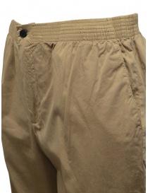 Cellar Door Ciak trousers in beige mens trousers buy online