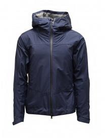 Giubbini uomo online: Descente 3D Foam Lamination giacca blu navy