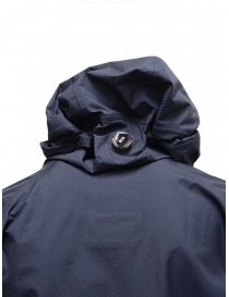 Descente 3D Foam Lamination navy blue jacket