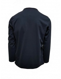 Descente Tough Ligt blue long sleeve shirt