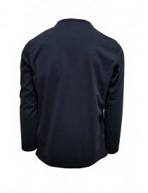 Descente Tough Ligt maglia a maniche lunghe blu