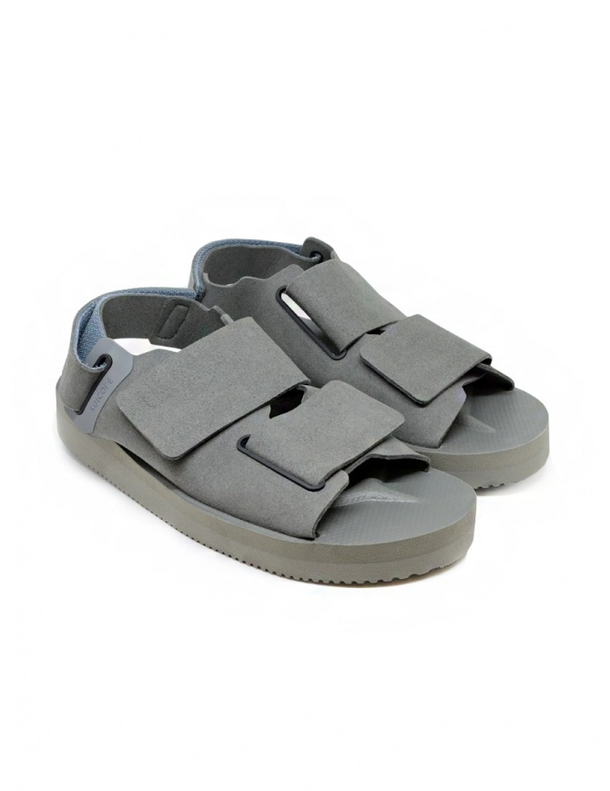 Descente x Suicoke grey sandals for AllTerrain DY1LGE15 GREY mens shoes online shopping