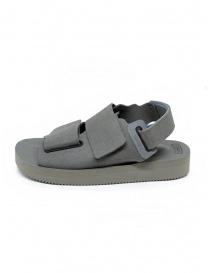 Sandali Descente x Suicoke grigi per AllTerrain prezzo