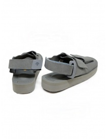 Descente x Suicoke grey sandals for AllTerrain mens shoes buy online