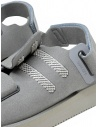 Descente x Suicoke grey sandals for AllTerrain shop online mens shoes