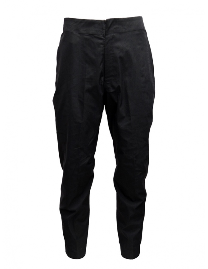 Descente AllTerrain black Relxed Fit Stretch pants DAMPGD91U BK mens trousers online shopping