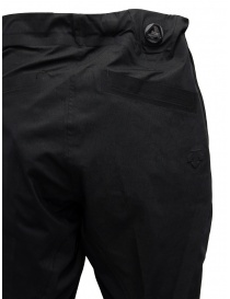 Descente AllTerrain black Relxed Fit Stretch pants