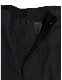 Descente AllTerrain black Relxed Fit Stretch pants mens trousers buy online