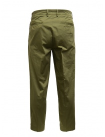Cellar Door Modlu sage green trousers for man