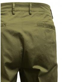 Cellar Door pantaloni da uomo Modlu verde salvia prezzo