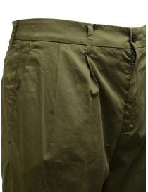 Cellar Door pantaloni da uomo Modlu verde salvia pantaloni uomo acquista online