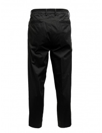 Cellar Door Modlu black trousers for man