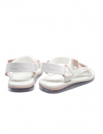 Melissa Papete + Rider white and pink sandals price
