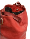 Guidi WK06 bucket bag in red horse leather price WK06 SOFT HORSE FULL GRAIN 1006T shop online