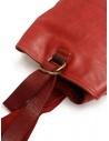 Guidi WK06 borsa a secchiello in pelle di cavallo rossa prezzo WK06 SOFT HORSE FULL GRAIN 1006Tshop online