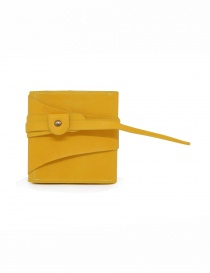 Guidi RP01 yellow square wallet RP01 PRESSED KANGAROO CO07T order online