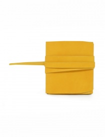 Guidi RP01 yellow square wallet