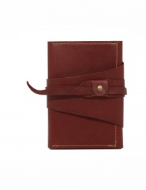 Guidi RP02 1006T red kangaroo leather wallet online