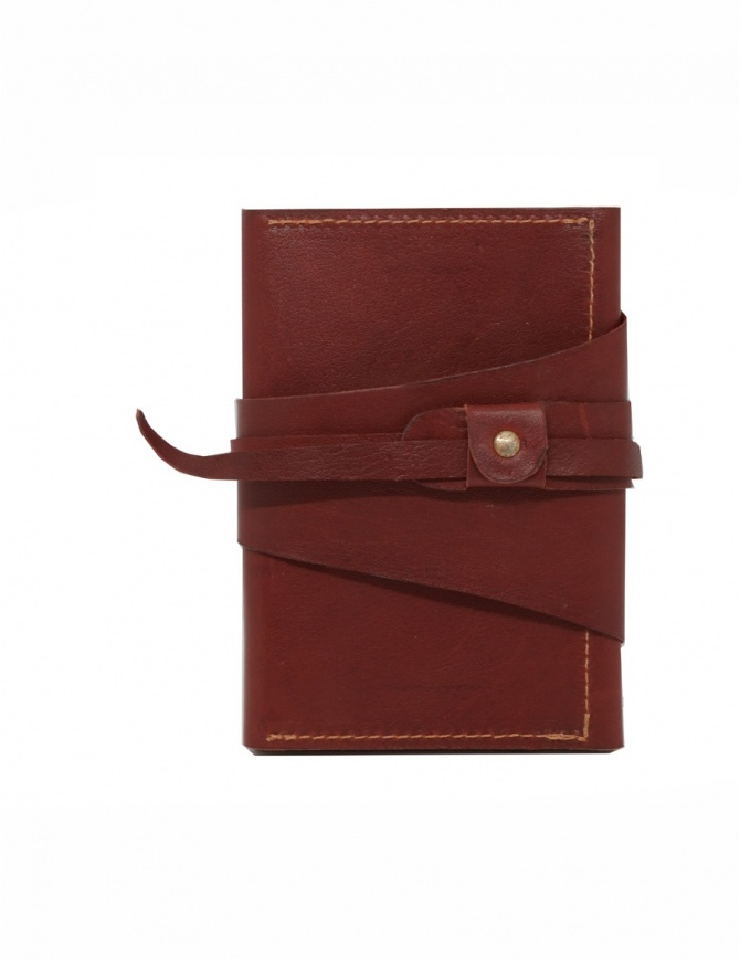 Guidi RP02 1006T red kangaroo leather wallet RP02 PRESSED KANGAROO 1006T wallets online shopping