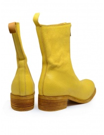 Guidi PL2 Coated yellow horse leather boots price