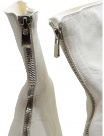 Guidi 788ZI white leather boots with metal heel womens shoes price