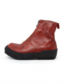 Guidi PLS 1006T red boots